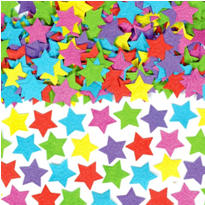 Star Shape Confetti