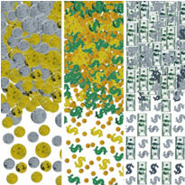 Money Confetti 1.2oz