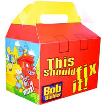 Bob the Builder Favor Box 6ct