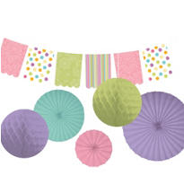 Pretty Paper Decorating Kit 6pc