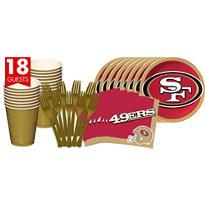 San Francisco 49ers Basic Fan Kit
