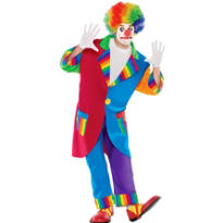Adult Ringmaster Clown Costume