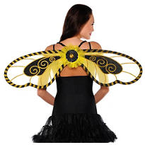 Adult Bumblebee Wings