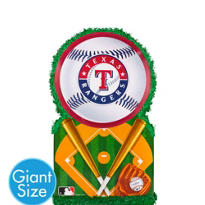 Giant Texas Rangers Pinata 22in x 22in