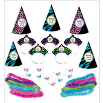 Wild New Years <span class=messagesale><br><b>Party Kit For 10</span>