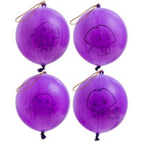 Dora the Explorer Punch Balloons 4ct