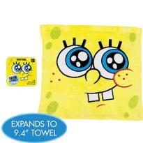 SpongeBob Grow Towel