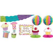 Sweet Stuff Room Decoration Kit 10pc