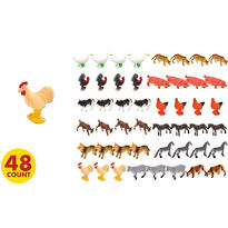 Farm Animals Mega Value Pack 48ct