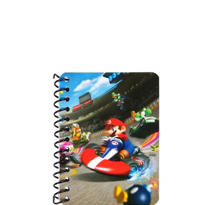 Super Mario Journal