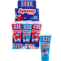 Icee Squeeze Candy 12ct