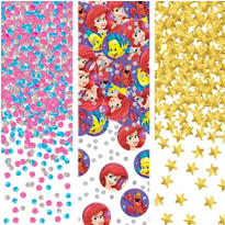 Little Mermaid Confetti 1 1/5oz