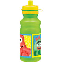 Yo Gabba Gabba! Water Bottle 18oz