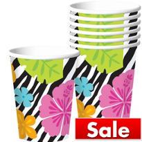 Wild Isle Cups 8ct