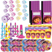 Dora the Explorer Favor Pack 100pc