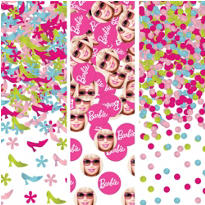 Barbie Confetti 1.2oz