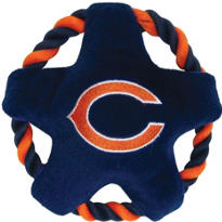 Chicago Bears NFL Star Rope Disk
