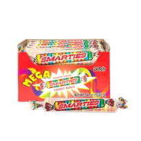 Smarties Candy Rolls 24ct