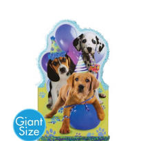 Giant Party Pups Pinata 36in