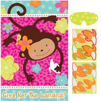 Monkey Love Party Game 8 Players