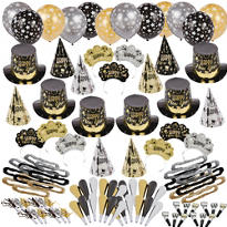 Black Tie Affair New Years <span class=messagesale><br><b>Party Kit For 200</b></br></span>