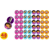 Dora the Explorer Pencil Sharpeners 48ct