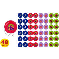 Action Yo-Yos 48ct