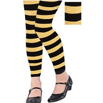 Child Bumblebee Fairy Leggings