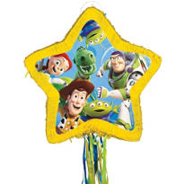 Pull String Toy Story Pinata 18in