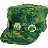 Child Camouflage Hat
