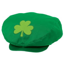 St. Patricks Day Newsboy Hat