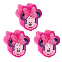 Minnie Mouse Easter Eggs 2 1/2in 3ct