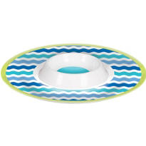 Cool Sea Chip & Dip Tray 13in