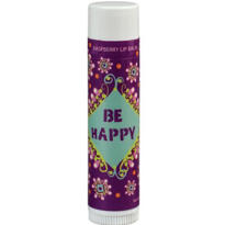 Be Happy Raspberry Lip Balm