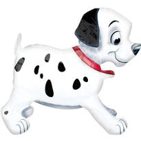 101 Dalmatians Balloon Buddy 25in x 21in