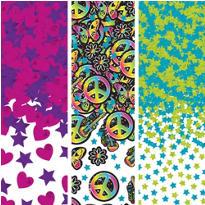 Neon Doodle Confetti 1.2oz