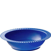 Royal Blue Premium Plastic Soup Bowls 24ct