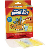 Sand Art Craft Kit