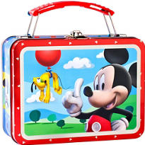 Mickey Mouse Mini Lunch Box