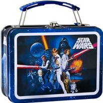 Mini Star Wars Tin Box
