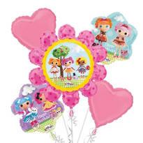 Lalaloopsy Balloon Bouquet 5pc