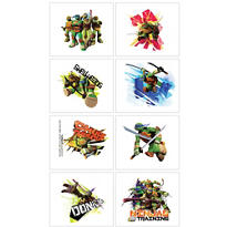 Teenage Mutant Ninja Turtles Tattoos 4 Sheets