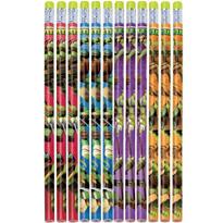 Teenage Mutant Ninja Turtles Pencils 12ct