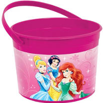 Disney Princess Favor Container 4in