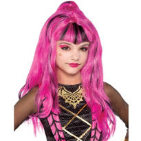 Child Monster High Draculaura Wig Supreme II