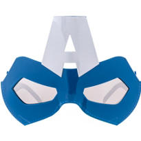 Captain America Fun Shades