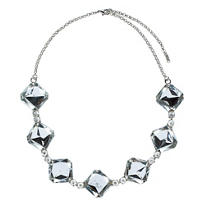 20s Faux Diamond Necklace