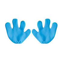 Child Smurf Mittens