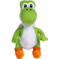 Clip-On Super Mario Yoshi Plush