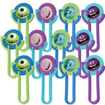 Monsters University Disc Shooters 12ct
